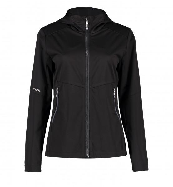 ID 0837 Leichte Softshell-Jacke für Damen