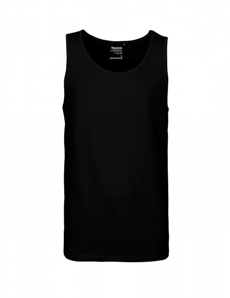 Neutral Mens Tank Top