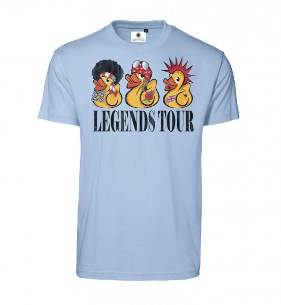Bedrucktes Herren T-Shirt Legends Tour