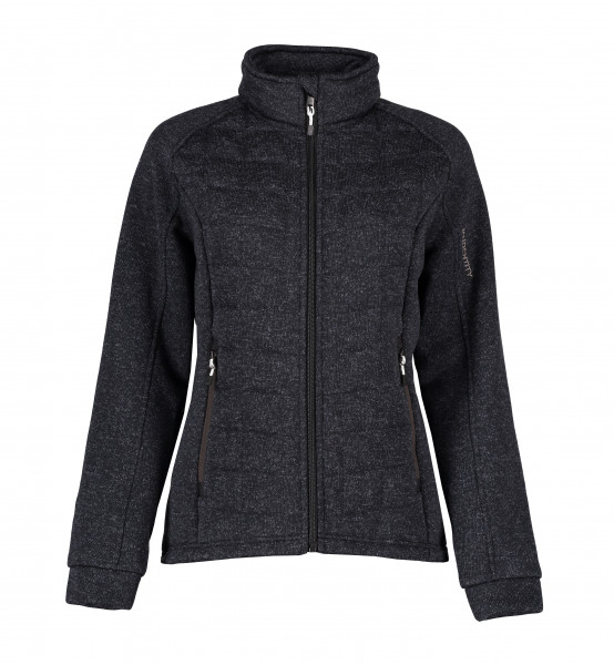 ID 0827 Gesteppte Fleece Damenjacke
