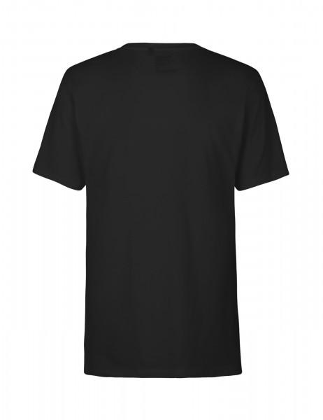 Neutral Mens Deep V-Neck T-Shirt