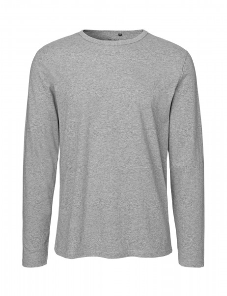 Neutral Mens Longsleeve Shirt