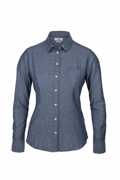 NIMBUS Chambray Bluse Saint Andrews Ladies