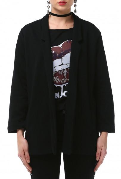 Ladies Rockupy Long Sleeve Cardigan