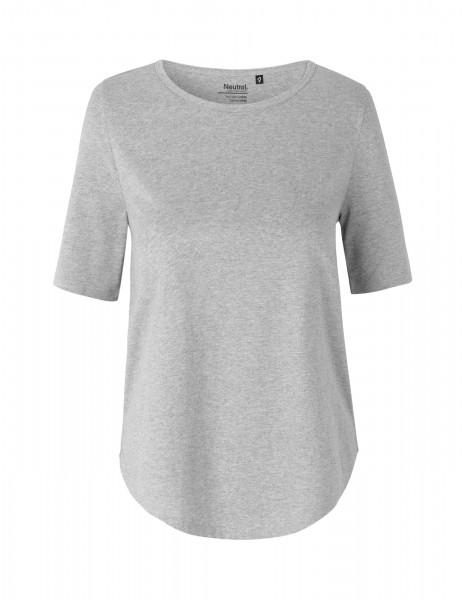 Neutral Ladies Half Sleeve Shirt