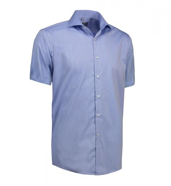 Seven Seas Fine Twill - Herrenhemd Kurzarm Modern Fit