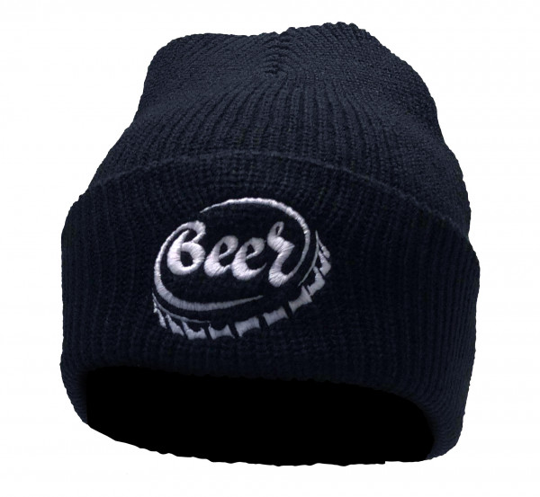 Customized by S.O.S Beanie Beer