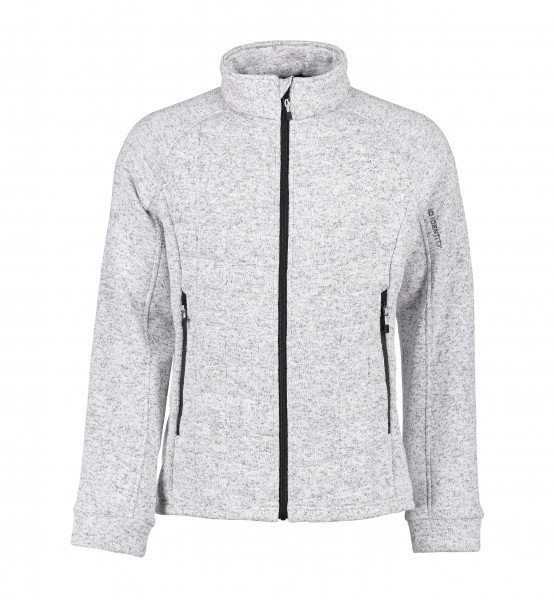 ID 0826 Gesteppte Fleece Herrenjacke