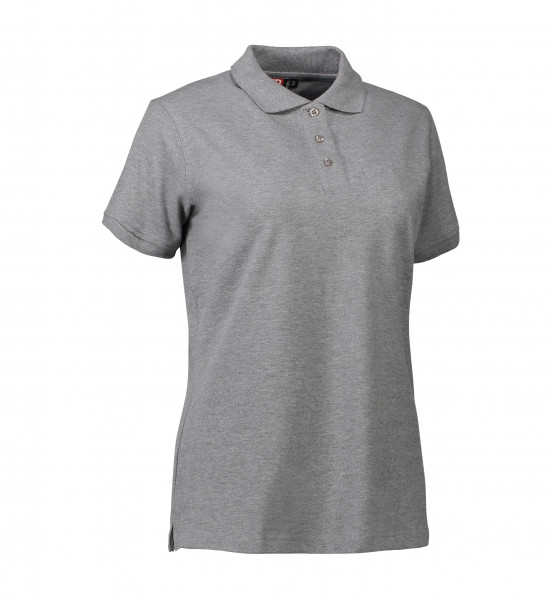 ID 0527 Stretch Poloshirt für Damen