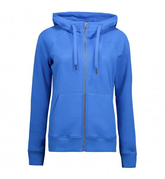 ID 0639 CORE Full Zip Hoodie für Damen