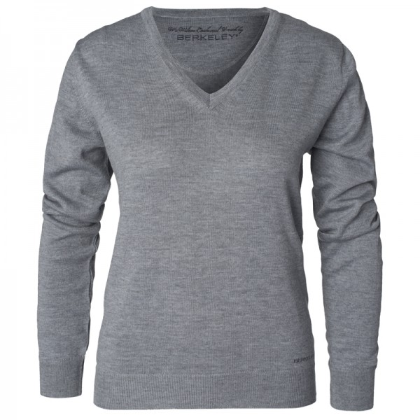 BERKELEY Damen-V-Pullover 1480 'Wilton'