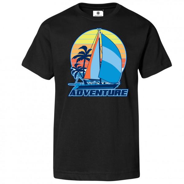 Bedrucktes Herren Sommer T-Shirt Set Your Sails