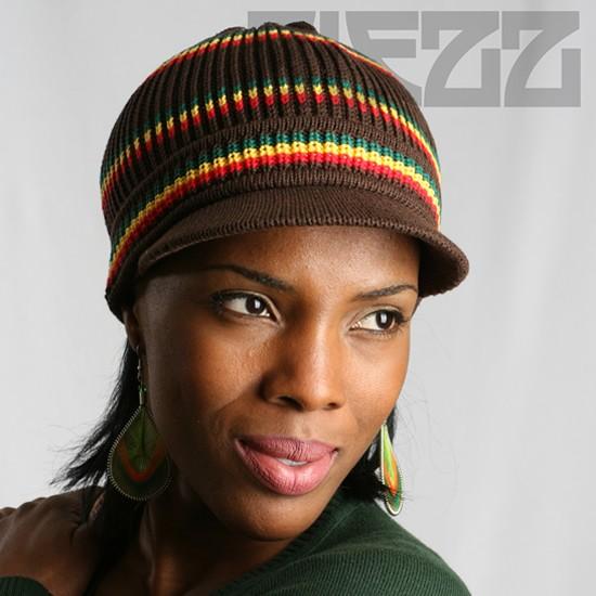 Blezz Hat - Benin 3-Tone