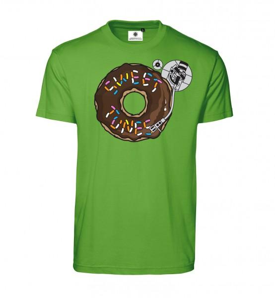 Bedrucktes Herren T-Shirt Sweet Tunes