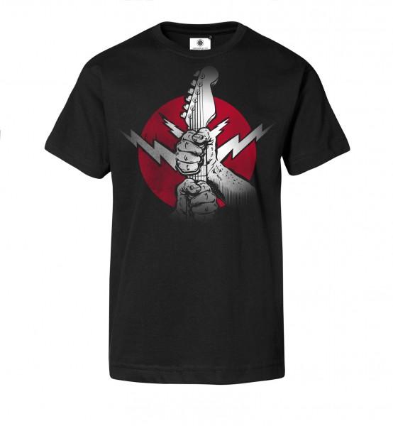 Bedrucktes Herren T-Shirt Hardrock