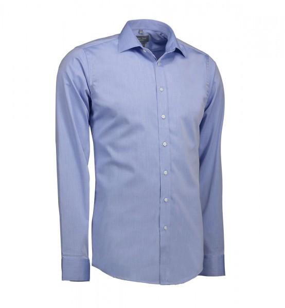 Seven Seas Fine Twill - Herrenhemd Slim Fit