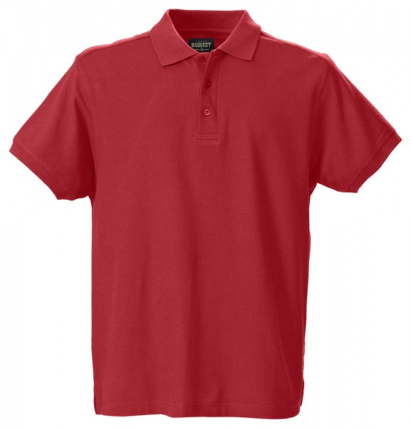 HARVEST Morton Heights Herren-Poloshirt
