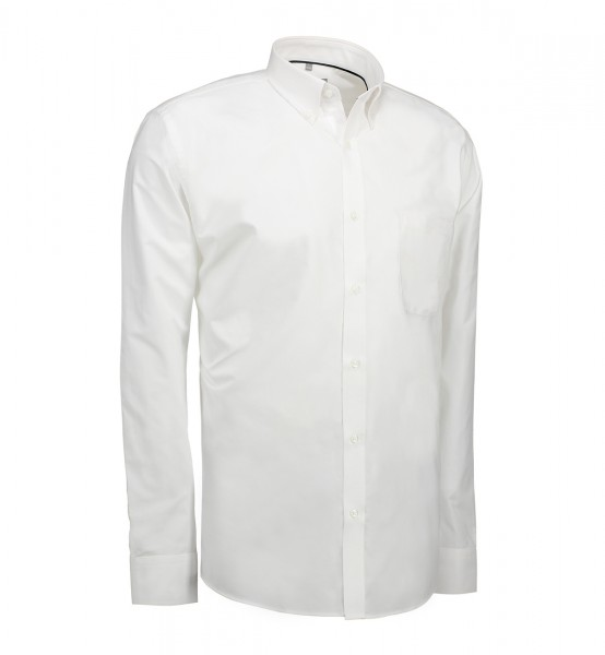Seven Seas Oxford - Herrenhemd Modern Fit mit Brusttasche