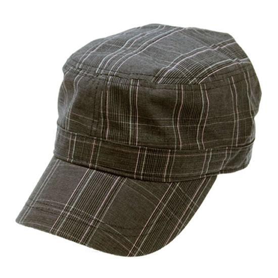 Army Cap - Accademy grau