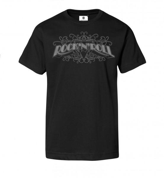Bedrucktes Herren T-Shirt Easy Rock´n´Roll