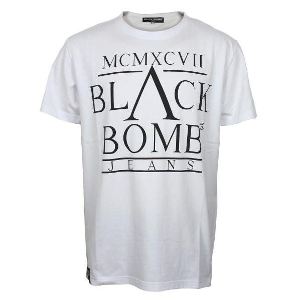 Black Bomb MCMXCVII T-Shirt