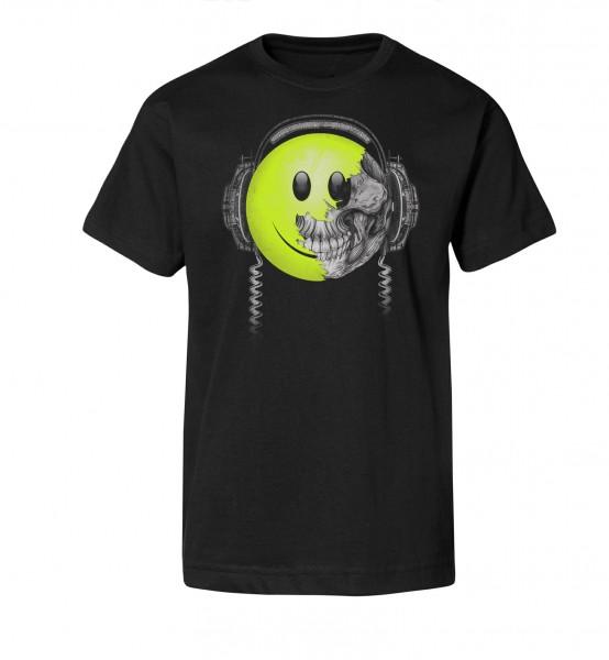 Bedrucktes Herren Streetwear T-Shirt Killing Beats