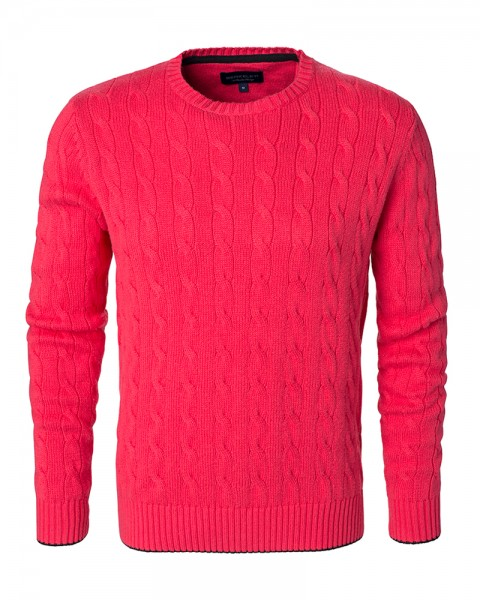 BERKELEY 1610 Windsor Braided Crewneck (Ltd. Edition)