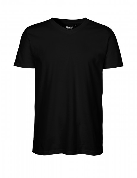Neutral Mens V-Neck T-Shirt