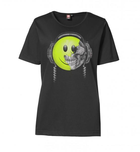 "Printed T-Shirt ""Just Human"" Ladies"