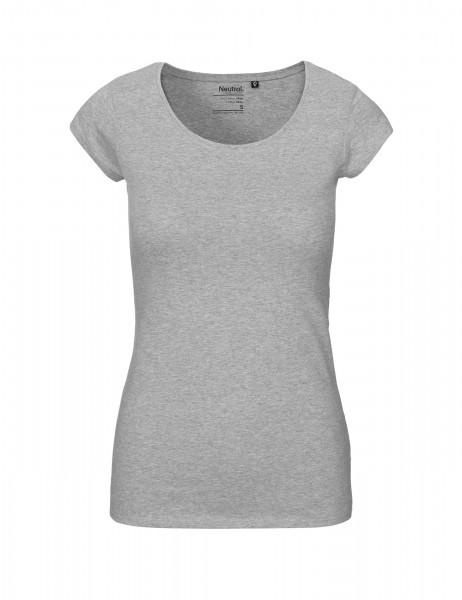 Neutral Ladies Round Neck T-Shirt