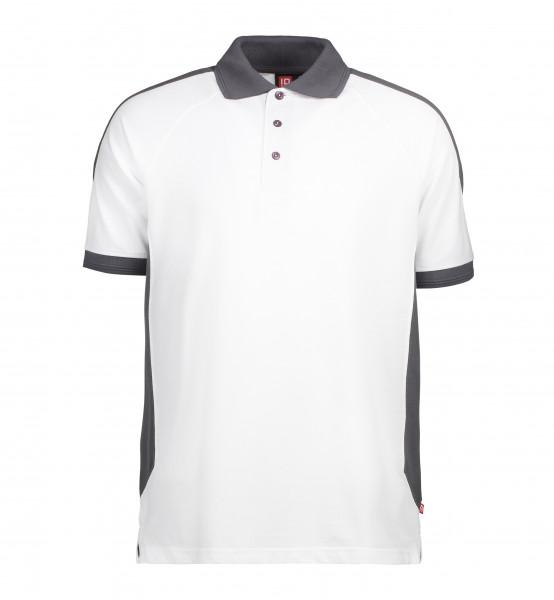 PRO Wear 0322 Herren Poloshirt Kontrast