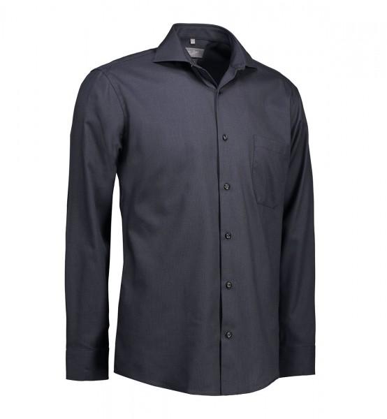 Seven Seas Dobby | Royal Oxford - Herrenhemd Regular Fit mit Brusttasche