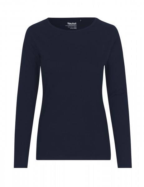 Neutral Ladies Longsleeve Shirt