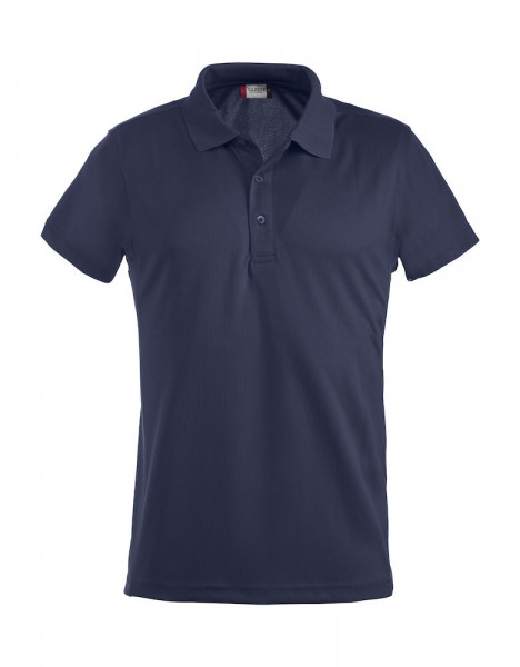 CLIQUE Ice Polo Funktions-Poloshirt