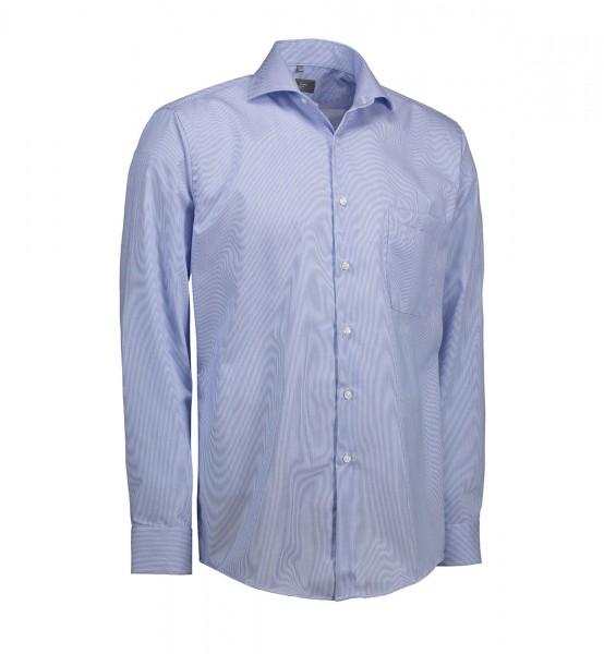 Seven Seas Fine Twill   California - Herrenhemd Modern Fit mit Brusttasche