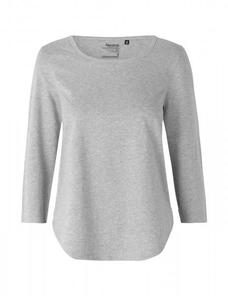 Neutral Ladies 3/4 Sleeve Shirt