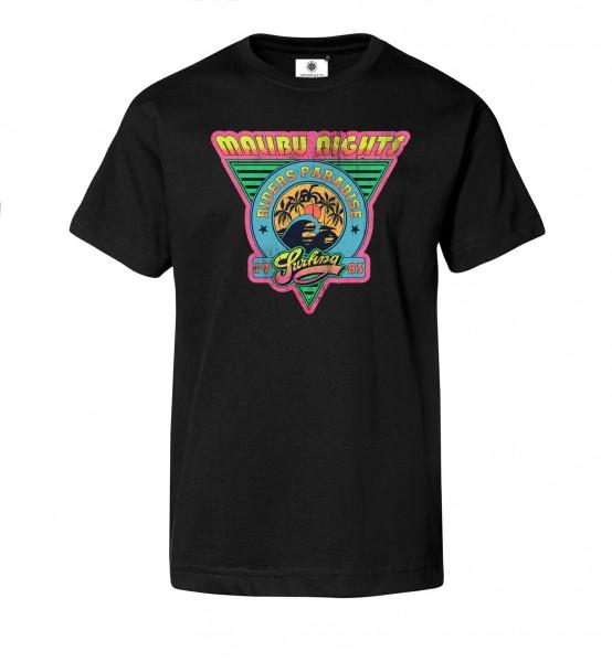 Bedrucktes Herren T-Shirt Malibu Nights